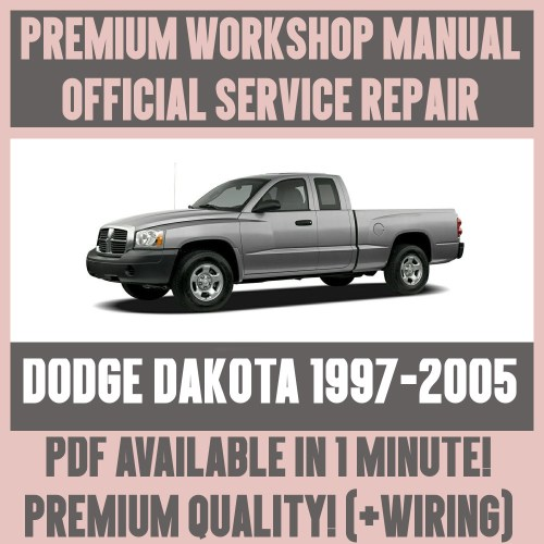 small resolution of details about workshop manual service repair guide for dodge dakota 1997 2005 wiring