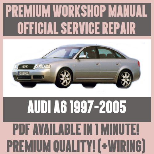 small resolution of details about workshop manual service repair guide for audi a6 1997 2005 wiring