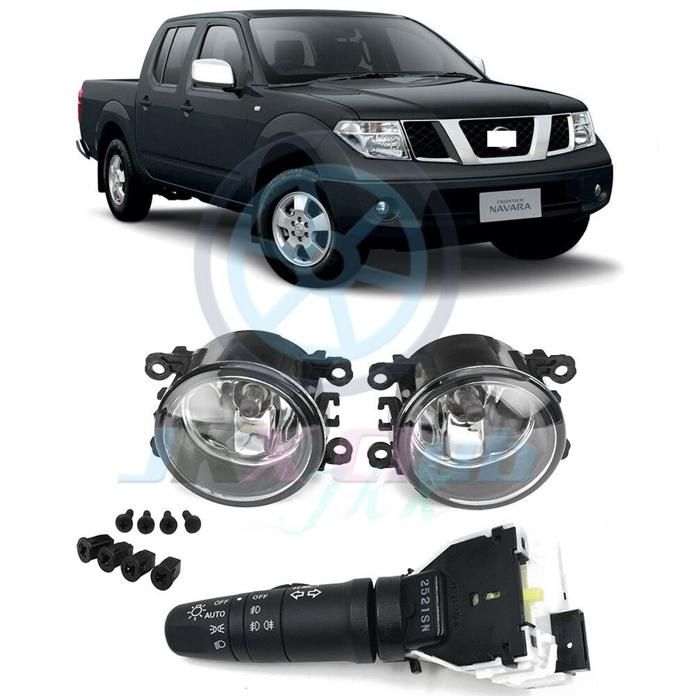 medium resolution of details about for nissan frontier xterra 2005 2018 oem fog lights lamp control switch k kit