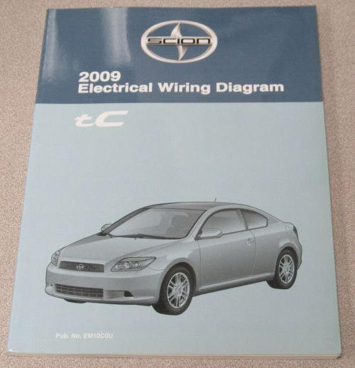 small resolution of 2009 toyota scion tc electrical wiring diagram service manual ebaydetails about 2009 toyota scion tc electrical