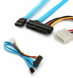 details about 70cm 7 pin sata serial to sas 29 pin 4 pin connector power cable lead adapter [ 1000 x 1000 Pixel ]