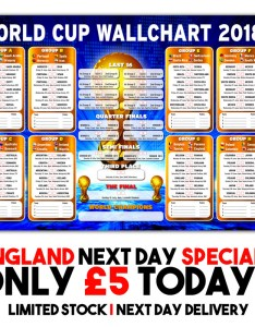 Russia world cup wall chart new listing over sold england special ebay also rh