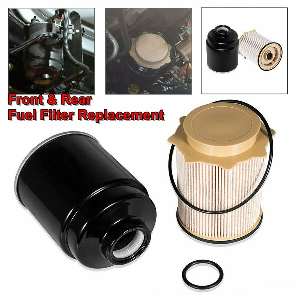 medium resolution of details about 6 7l diesel fuel filter kit for 2013 2017 dodge ram 2500 3500 4500 5500 cummins