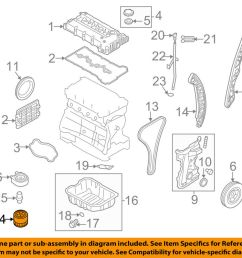 details about kia oem 01 18 optima engine oil filter 2630035504 [ 1000 x 798 Pixel ]