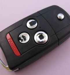details about oem worn acura tl keyless entry flip key remote transmitter oucg8d 439h a dr 2 [ 1000 x 796 Pixel ]