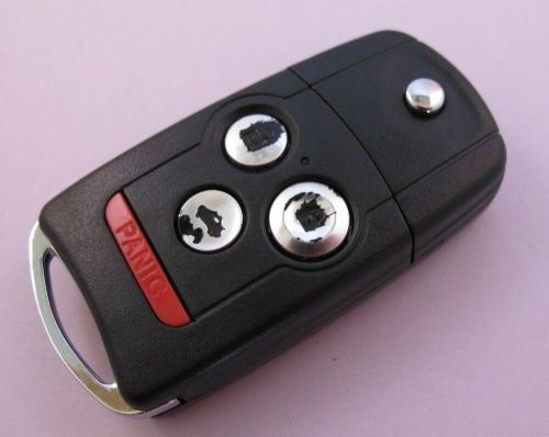 small resolution of details about oem worn acura tl keyless entry flip key remote transmitter oucg8d 439h a dr 2