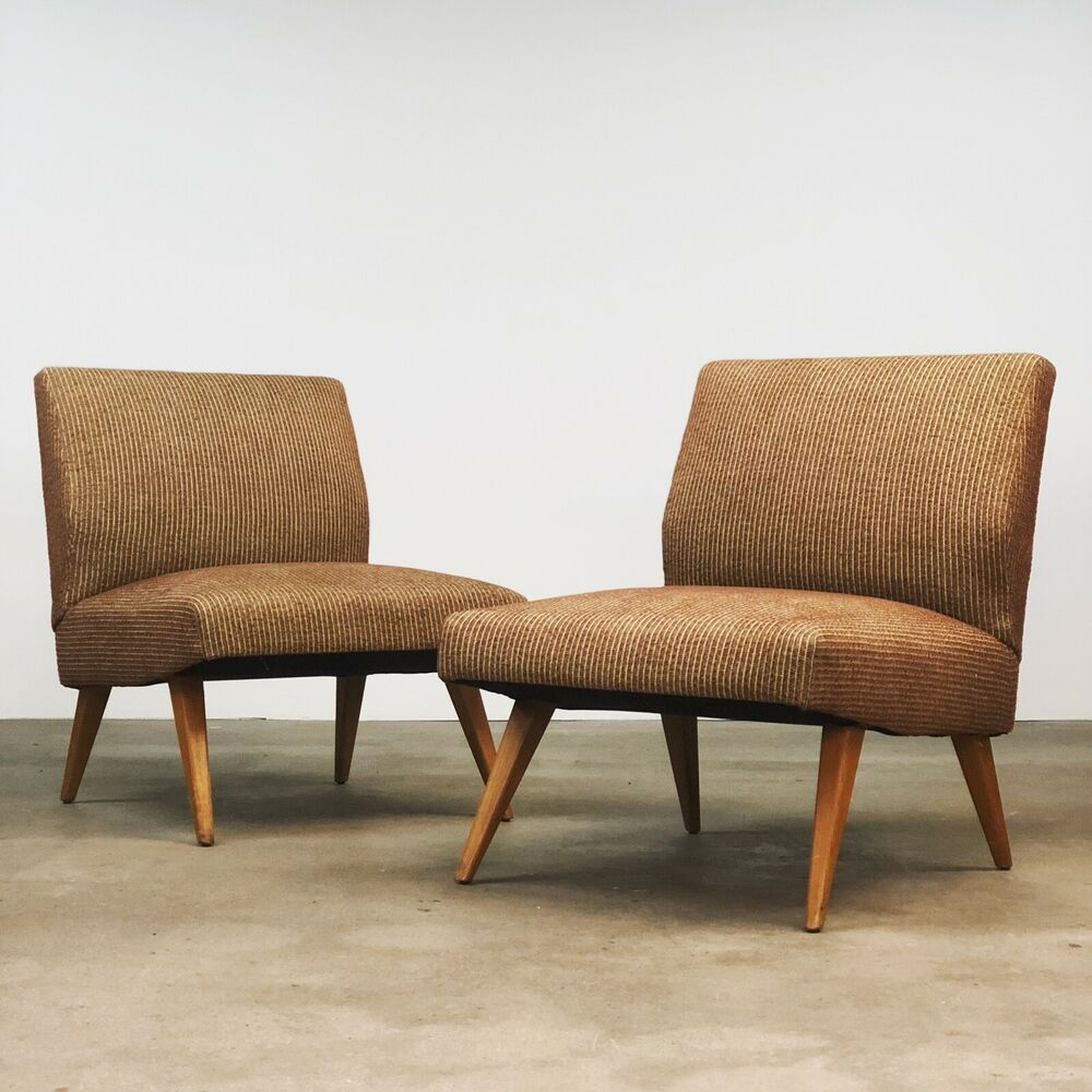 Paul Mccobb Chairs Paul Mccobb Planner Group Modular Seating Mid Century Chair Ebay