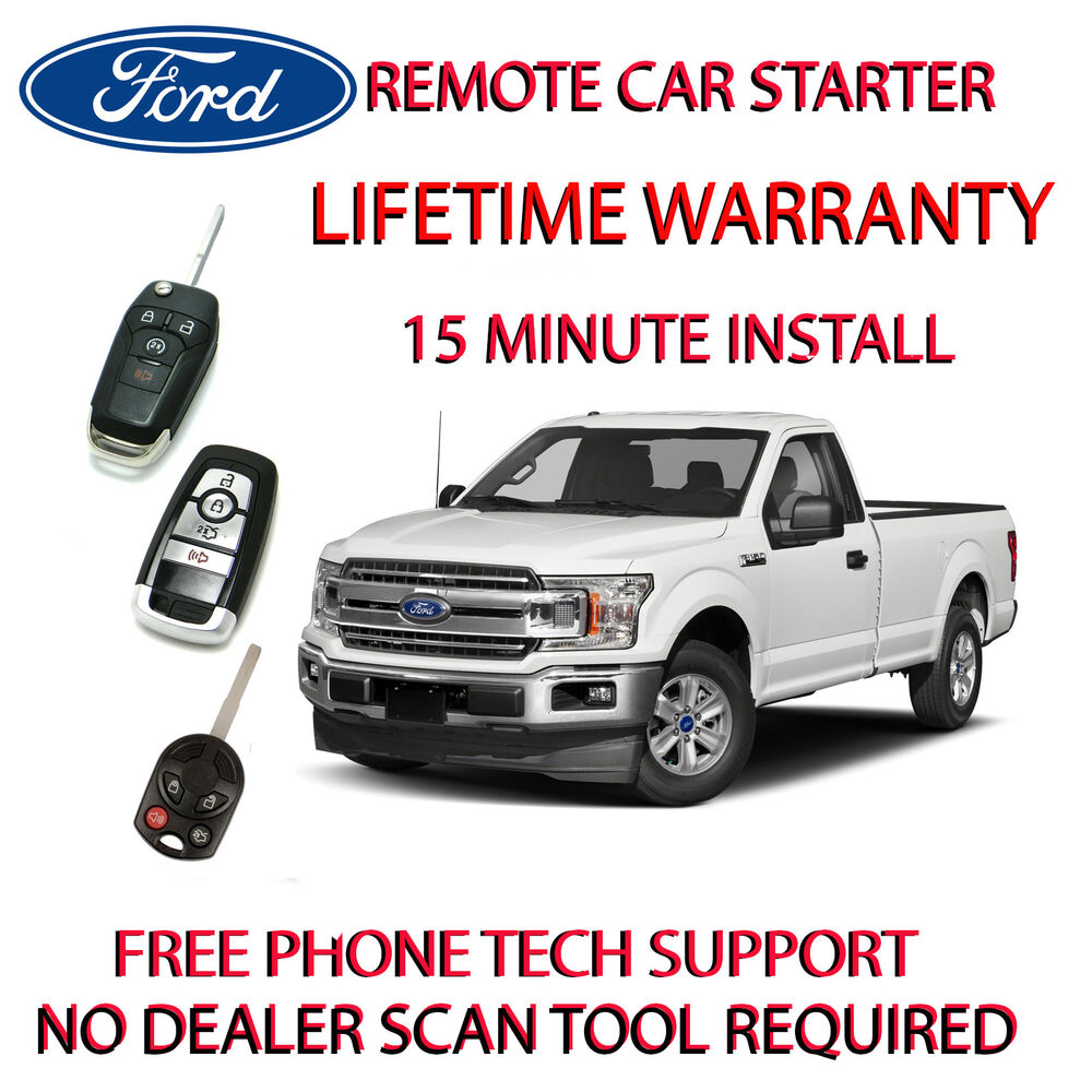hight resolution of details about 2017 ford f150 plug play remote starter includes parking light harness