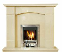 Oxford Marble Fireplace Surround 54 or 48 inch wide | eBay