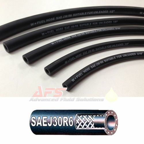 small resolution of sae j30 r6 diesel fuel hose tubing unleaded petrol pipe nitrile nbr rubber oil ebay