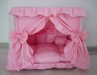 Gorgeous Handmade Princess Pet Dog Cat Bed House + 1 Candy ...