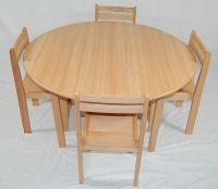 Kids Wooden Table and Chairs/classroom chairs/classroom ...