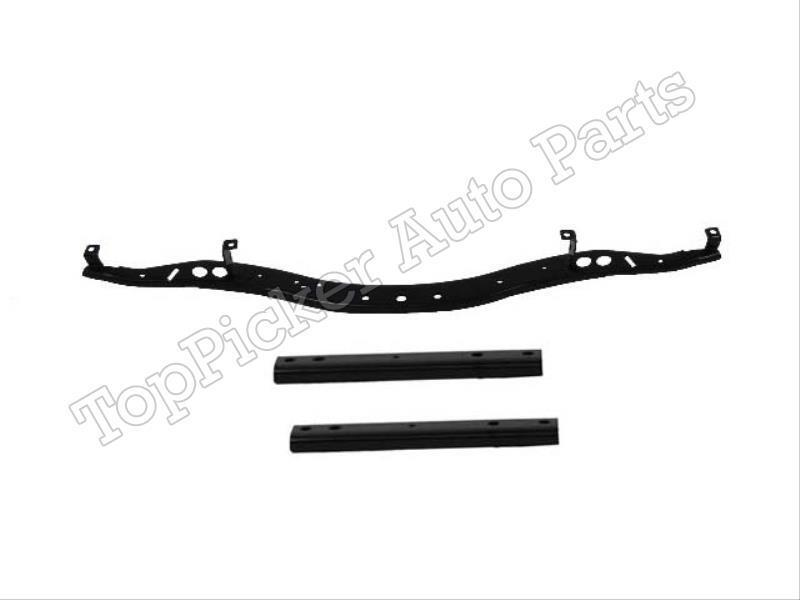 99-07 FORD SUPER DUTY F250 F350 F450 REAR BUMPER HITCH BAR