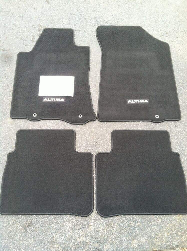 Nissan altima carpet floor mats