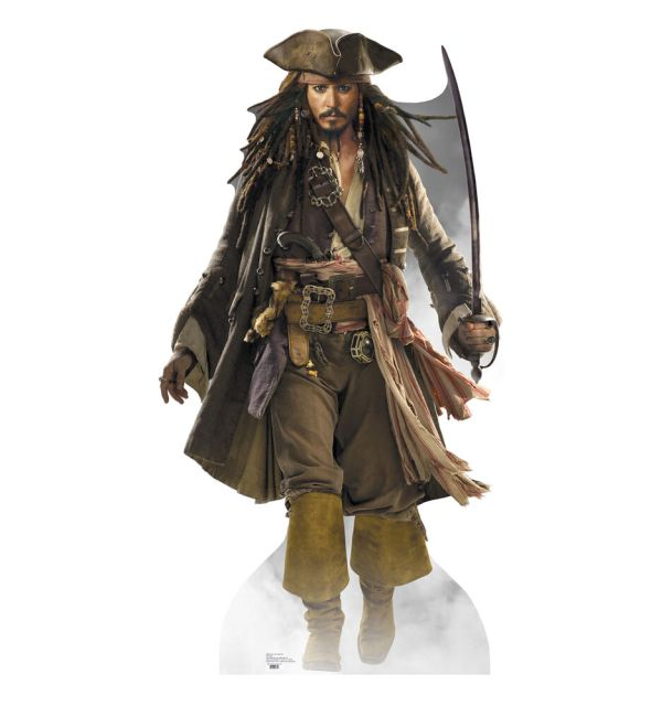 Captain Jack Sparrow Pirate