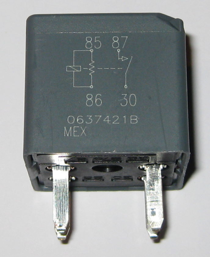 Spdt Relay Wiring Spst Relay Wiring Diagram Free Picture Wiring