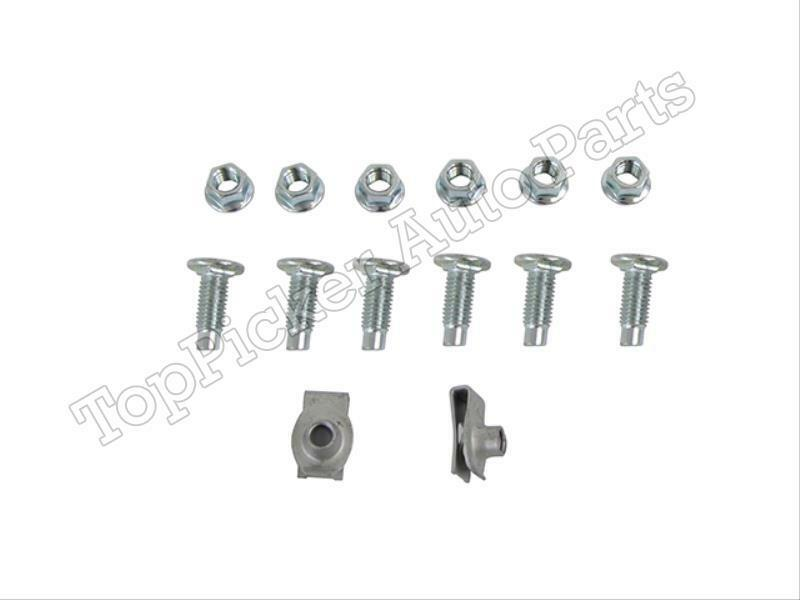 Rear Bumper Screws Kits FOR 2002-2008 Dodge Ram Pickup