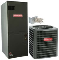 3 Ton 13 SEER All Electric Furnace and AC Complete System ...