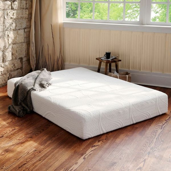 King Size Bed with Twin Mattresses