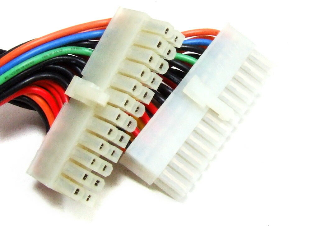 Computer Power Supply Connectors And Pinouts