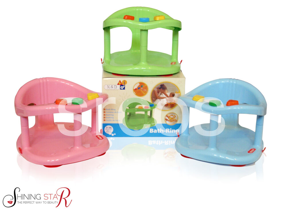 Baby Bath Tub Ring Seat New In Box By KETER Different