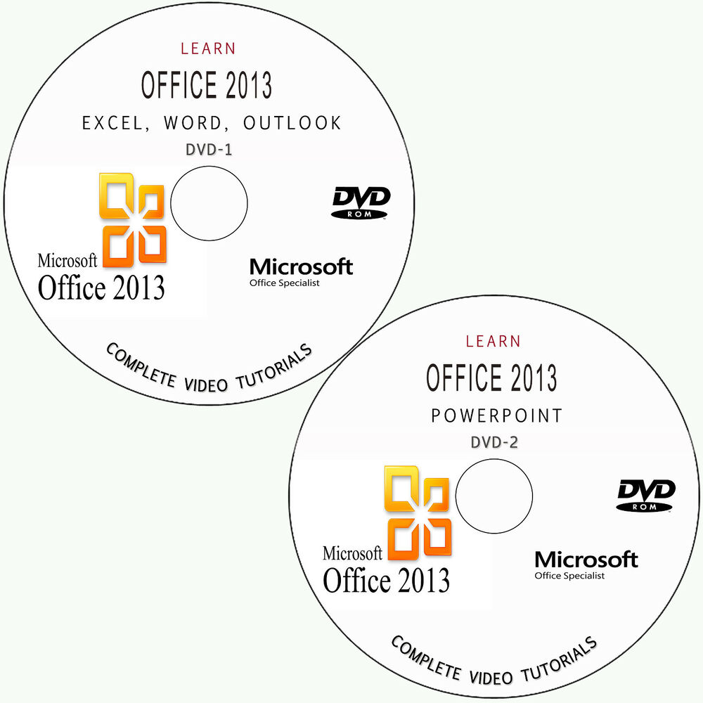 LEARN MICROSOFT OFFICE 2013-WORD,EXCEL,POWERPOINT,OUTLOOK