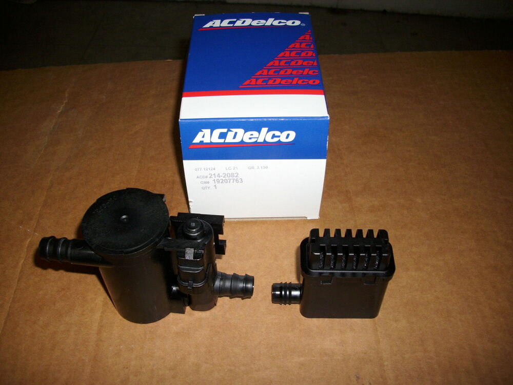 Acdelco2142082 Updated Vapor Canister Vent Valve