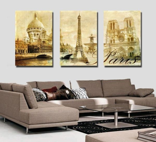 Canvas Prints Wall Art Modern Poster Decor Panorama