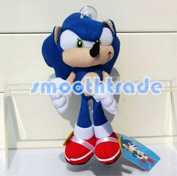 "8"" Sega Sonic Hedgehog Classic Character Plush Stuffed"