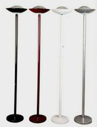 Halogen Torchiere Floor Lamp 190W NEW!! | eBay
