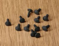 Clavos, Decorative Rustic nail head with screw shank Lot ...