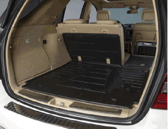 2006 Jeep Grand Cherokee Tail Light Wiring Diagram Mercedes Benz W164 Ml Class Genuine Foldable Cargo Liner
