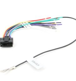 xtenzi 16 pin radio wire harness for sony wx gt80ui cdx gt575up more 702383838712 ebay [ 1000 x 833 Pixel ]