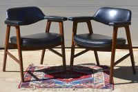 Vintage 1970 Set of 2 Paoli Mid-Century Danish Modern ...