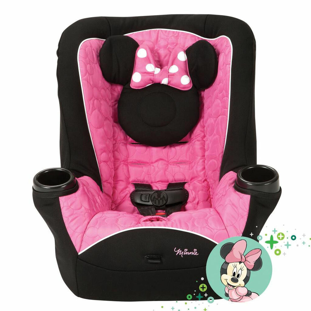 Disney Minnie Mouse Infant Toddler Baby Convertible Grow