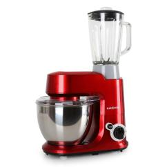 Kitchen Aid Mixers Unfinished Cabinets Red Electric Food Processors Blender Dough Mixer ...