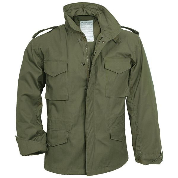 M65 Field Jacket Military Coat Army Mens Combat Parka