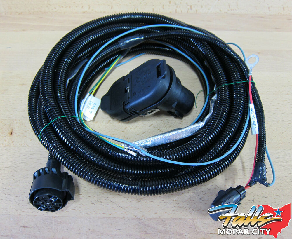 Trailer Wiring Harness 2001 Jeep Grand Cherokee
