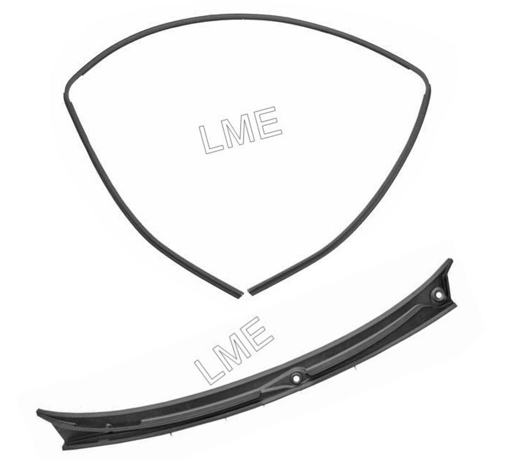 BMW e46 Convertible 323Ci 330Ci 325Ci Windshield Cowl