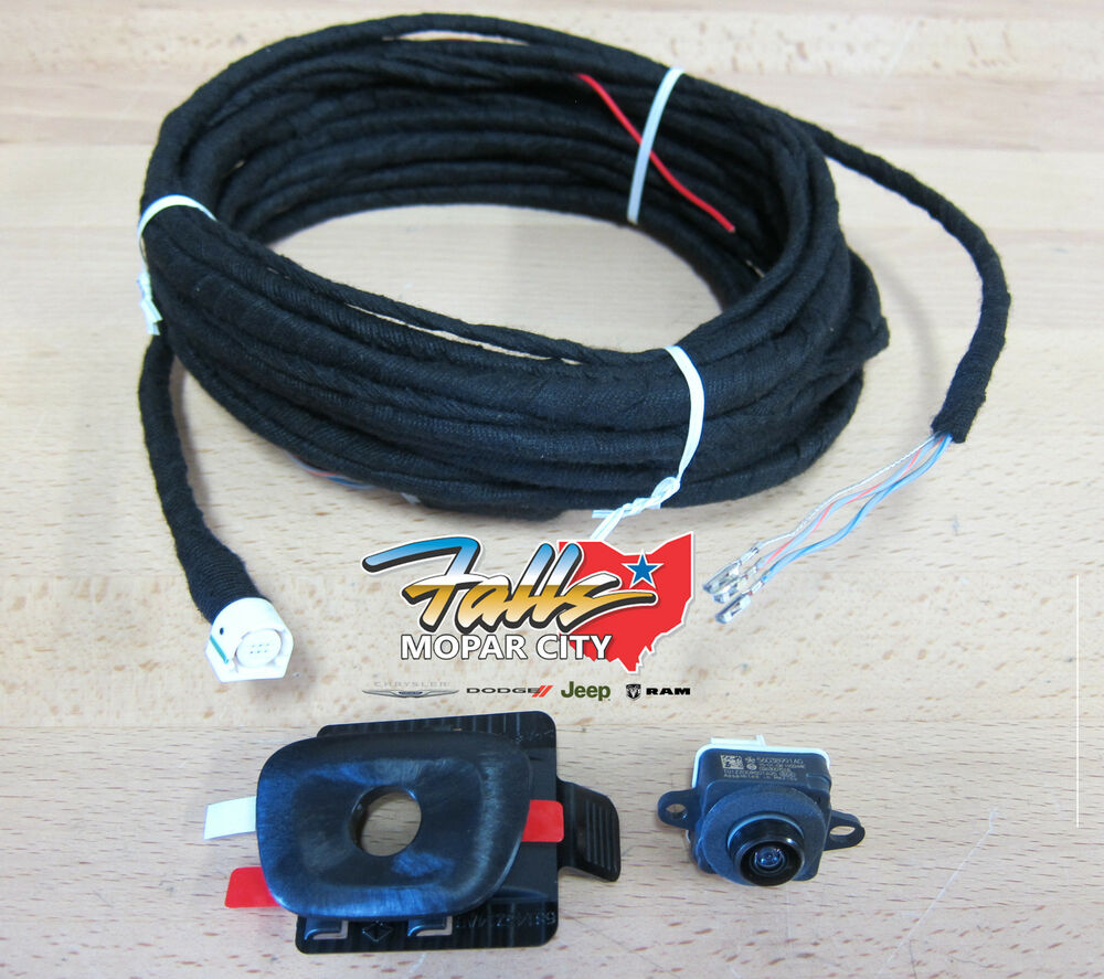 2017 Dodge Charger Stereo Wiring Harness