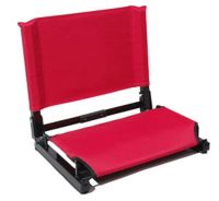 New Sturdy Portable Stadium Chair Bleacher Foldable Seat ...