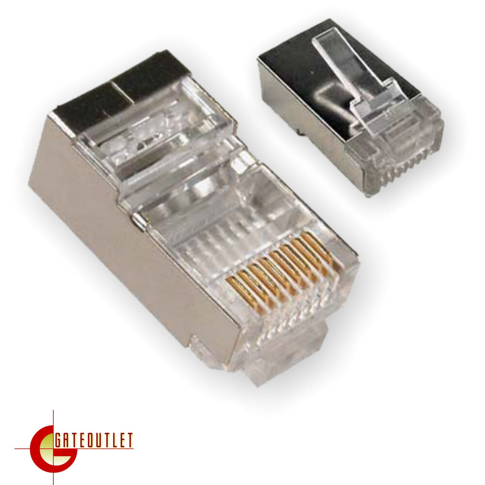 medium resolution of rj45 cat5e shielded ftp stp connector network cable cat5 ethernet cable wiring diagram rj11 plug wiring