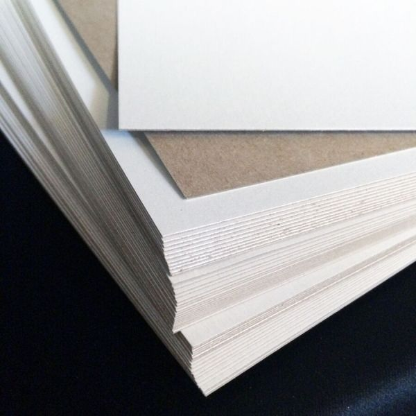 8.5 X 11 Chipboard Sheets