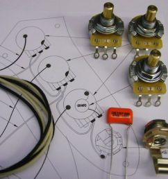 details about upgrade wiring kit for jazz bass cts split or solid shaft pots o drop etc  [ 1000 x 886 Pixel ]