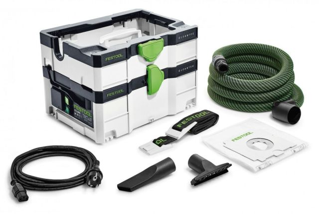Vacuum Cleaner Dust Extractor Mobile Festool CTL Sys 584173 Festo ...