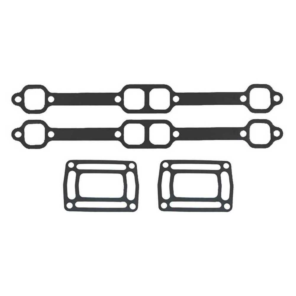 Sierra Gasket Set for Volvo Penta OMC Exhaust Manifolds 2x