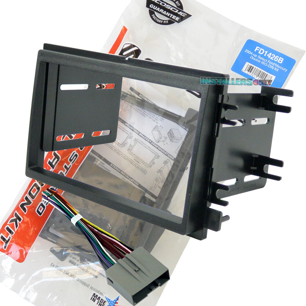 Wiring Harness Kits For Car Stereos