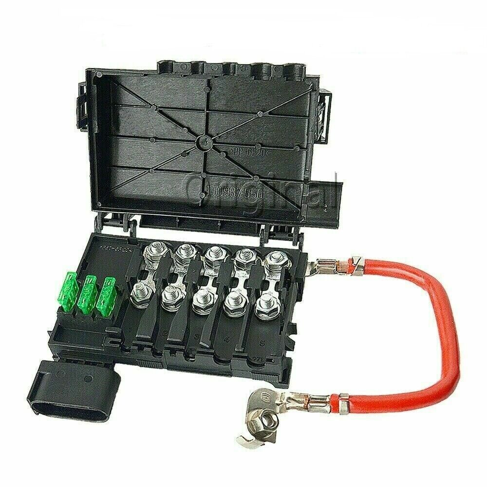 hight resolution of details about for volkswagen beetle golf jetta 1999 2008 fuse box 1j0937617d