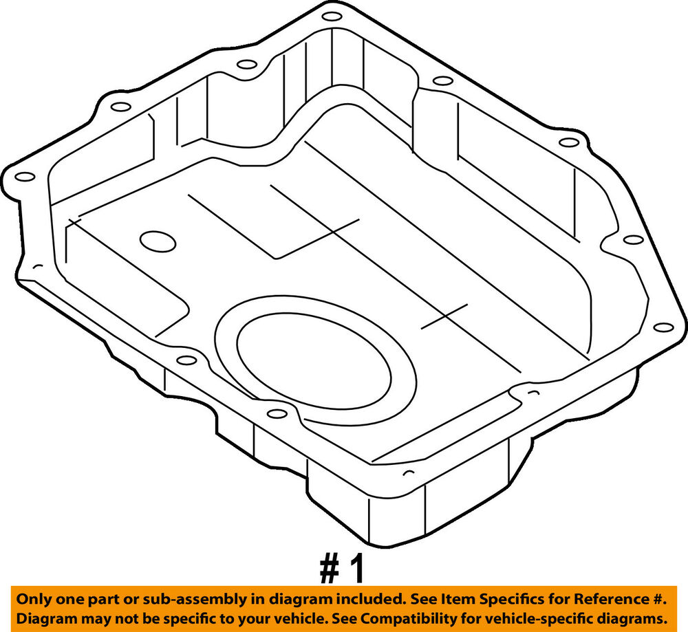 hight resolution of details about chrysler oem transmission tranny oil pan 52852912ac