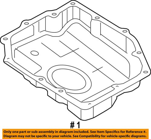 small resolution of details about chrysler oem transmission tranny oil pan 52852912ac